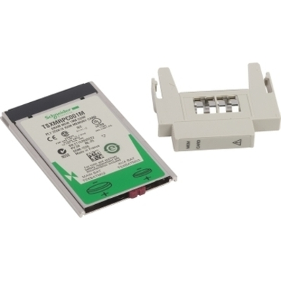 Square D by Schneider Electric TSXMRPC001M TSXMRPC001M SQD CONFIGURABLE SRAM MEMORY EXTENSION - FOR PROCESSOR - 192..1024 KB, 832..0 KB