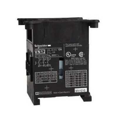 Square D by Schneider Electric VN20 VN20 SQD TeSys Mini-VARIO - Switch body for switch-disconnector - 3 poles - 20 A