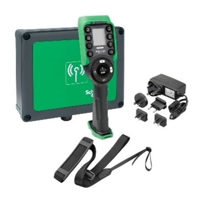 Square D by Schneider Electric XARSK12D18W XARSK12D18W SQD System-XARS12D18W + Charger + Shoulder belt + CABLE USB/RJ45 + Config Software