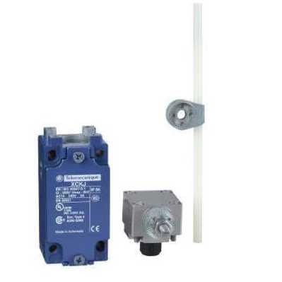 Square D by Schneider Electric XCKJ10559H7 XCKJ10559H7 SQD limit switch XCKJ - thermoplastic round rod lever 6 mm - 1NC+1NO - snap - 1/2NPT