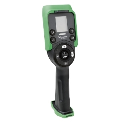 Square D by Schneider Electric ZART8D ZART8D SQD Remote control eXLhoist standard, 6 motion push buttons, 2 auxiliary push buttons, display