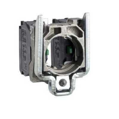 Square D by Schneider Electric ZD4PA103 ZD4PA103 SQD contact block with body/fixing collar for 2-direction joystick controller
