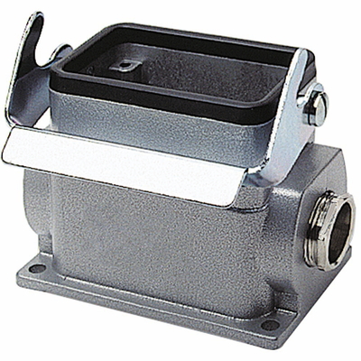 Thomas & Betts (T&B) BB448MV Thomas & Betts BB448MV Pos-E-Kon® B48 Single Lever Locking System; 600 Volt AC, 16 Amp