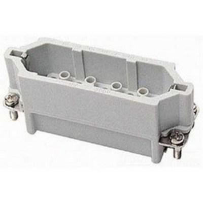 Thomas & Betts (T&B) MC415D Thomas & Betts MC415D Pos-E-Kon™ D Series Male Insert; 10 Amp, 600 Volt AC, 15 + Ground Contact