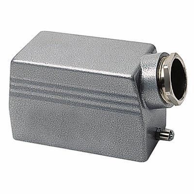 Thomas & Betts (T&B) SH616MV Thomas & Betts SH616MV Pos-E-Kon® B16 Single Lever Locking System; 600 Volt AC, 16 Amp, Plastic Body