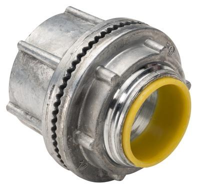 Topaz Electrical Fittings 201 Topaz 201 12IN Zinc Die Cast Rigid Watertight Hub