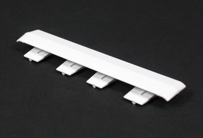 Wiremold  5406A Wiremold 5406A Nm Cover Clip 5400 Ivory