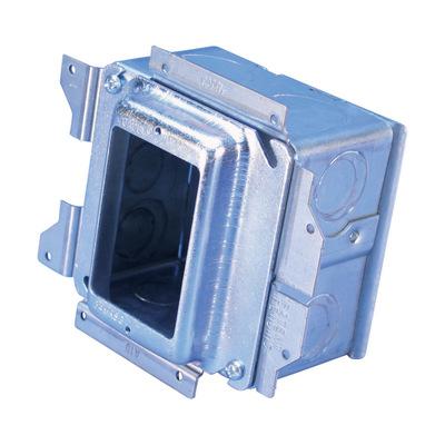 nVent ERICO A1SF1GSP250 A1SF1GSP250 ERICO SGL GANG OUTLET BOX
