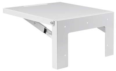 nVent HOFFMAN AA35SHLF1218 Hoffman Pentair AA35SHLF1218 Large Folding Shelf; Light Gray, For Supporting Laptop Computers, Monitoring Units and Other Equipment Used with Programmable Controllers