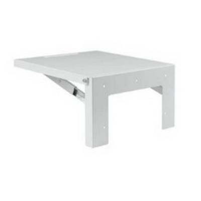 nVent HOFFMAN AASHLF1218 Hoffman Pentair AASHLF1218 Large Folding Shelf; Heavy Gauge Steel, White