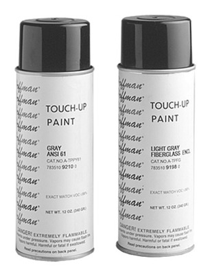 nVent HOFFMAN ATPO Hoffman ATPO Touch Up Paint; 12 oz, Aerosol Spray Can, RAL 2004 Pure Orange