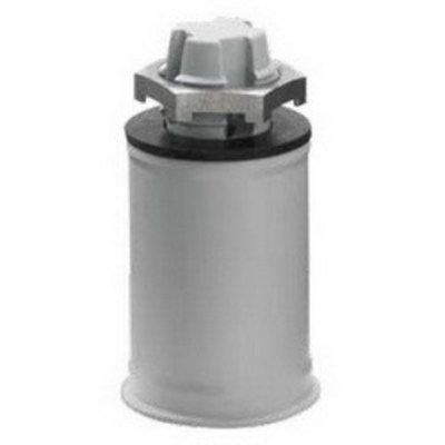 nVent HOFFMAN AVDR4NM Hoffman Pentair AVDR4NM H2OMit™ Composite Vent Drain; 1.250 Inch Dia x 2 Inch Length, Polyester With Stainless Steel Sleeve