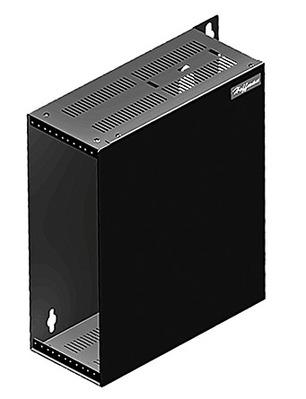 nVent HOFFMAN E19SM4U Hoffman E19SM4U Cabinet; Side Mount, 4-Rack Unit, RAL 9005 Black
