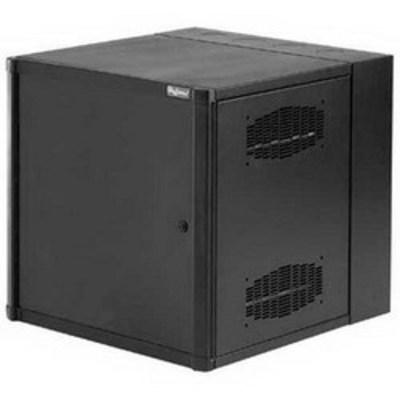nVent HOFFMAN EWMS242425 Hoffman EWMS242425 AccessPlus® Type 1 Wall-Mount Cabinet With Solid Door; NEMA/EEMAC Type 1, 23.62 Inch x 25.09 Inch x 23.62 Inch, 14 Gauge Steel Rear Wall Section/Center Section, Black