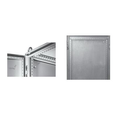 nVent HOFFMAN PDW208 Hoffman Pentair PDW208 Proline™ Window Door; Mild Steel, RAL 7035 Light Gray