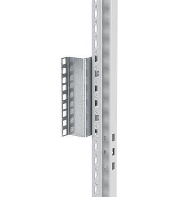 nVent HOFFMAN PFB23 Hoffman PFB23 Proline™ Frame Accessory Bracket; 1.530 Inch Width x 1.420 Inch Depth x 5.270 Inch Height, 14 Gauge Steel, Plated